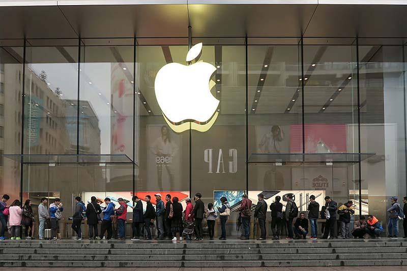 Apple alerta del impacto del coronavirus en las ventas del iPhone