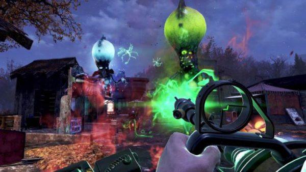 Resultado de imagen para Fallout 76: Wastelanders necrofagos