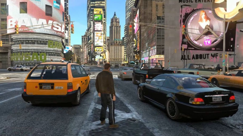 GTA IV volverá a Steam en marzo sin multijugador ni Windows Live