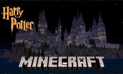 Ya se puede descargar el enorme RPG de Harry Potter para Minecraft