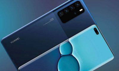 Huawei finalmente realizará un lanzamiento online para sus P40 y P40 Pro