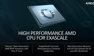 """Los procesadores AMD EPYC """"Genoa"""" basados en Zen 4 serán el corazón de """"El Capitan""""."""