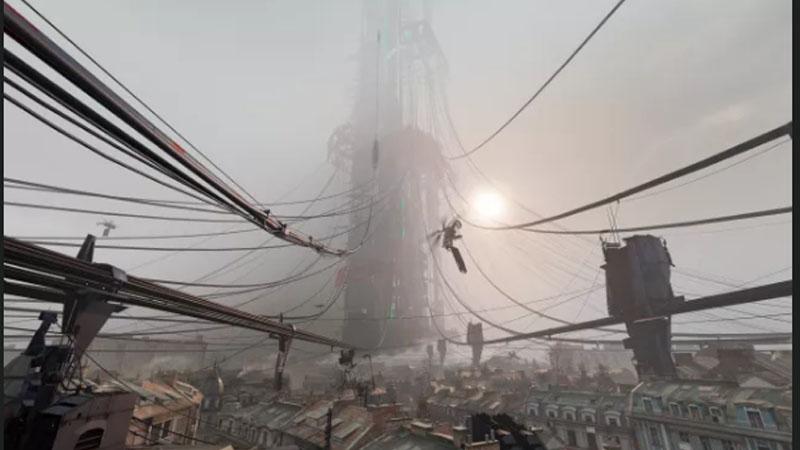 Alyx es comparado con las dos entregas anteriores — Half-Life