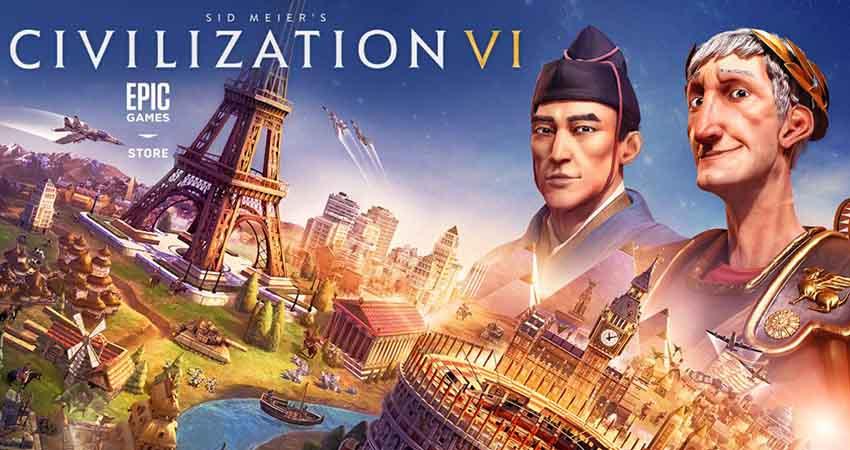 Epic Games está regalando Civilization VI, confirmando la filtración de la semana pasada