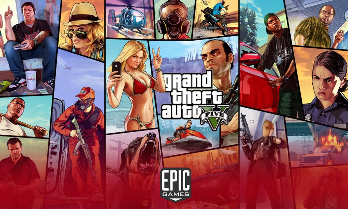 Ya podes obtener Grand Theft Auto V gratis en la Epic Games Store