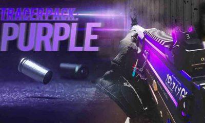 Las nuevas balas violetas de Call Of Duty: Warzone.