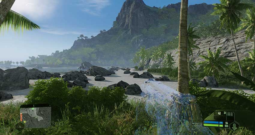 Crysis Remastered is not what we expected, it would be best to download Mods for the ...
