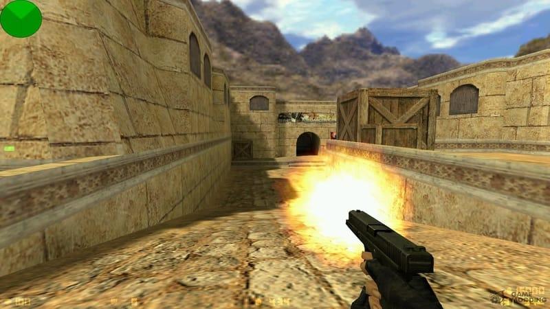 Counter Strike 1.6 desde tu navegador