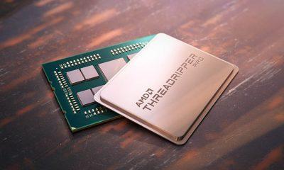AMD anunció hoy sus nuevos Ryzen Threadripper Pro y el chipset WRX80, conformando la plataforma para estaciones de trabajo más rápida del mercado.
