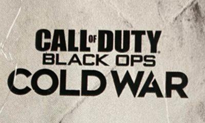 El nombre Black Ops Cold War en la publicidad de Doritos.