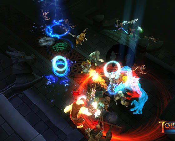 Torchlight II ya puede canjearse de forma gratuita en la Epic Games Store
