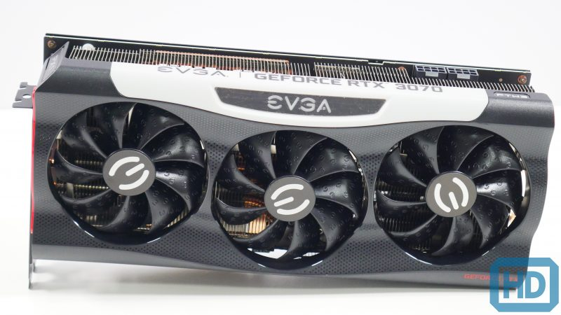 Review EVGA RTX 3070 FTW3 Ultra
